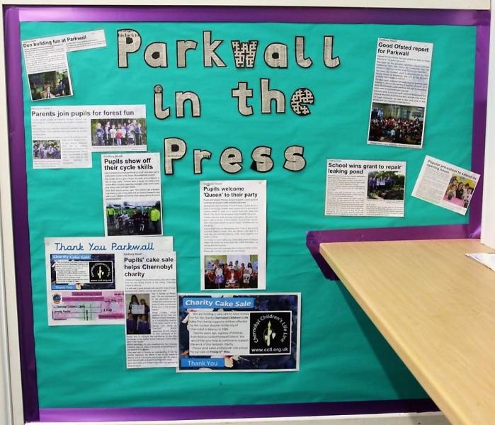 Family Link - Parkwall Primary School, Cadbury Heath